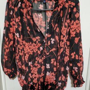 Women's 3/4 sleeve, Gap blouse